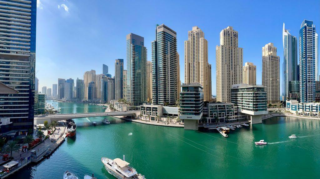 Hotel Dubaï Marina