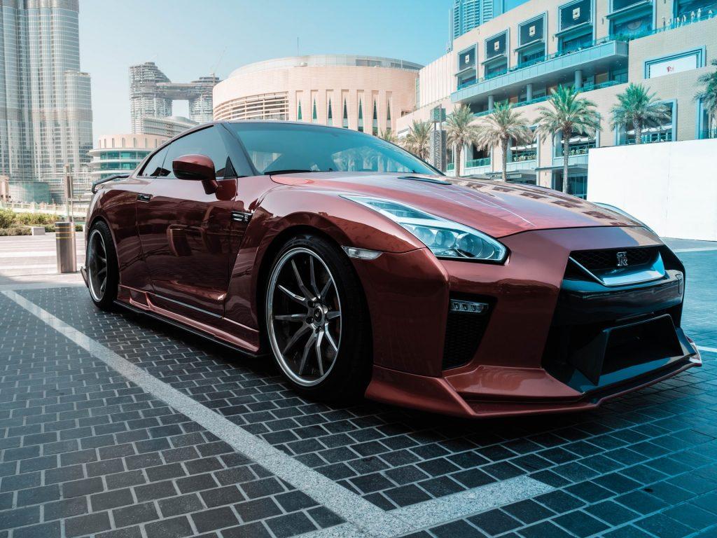 Conduire à Dubaï