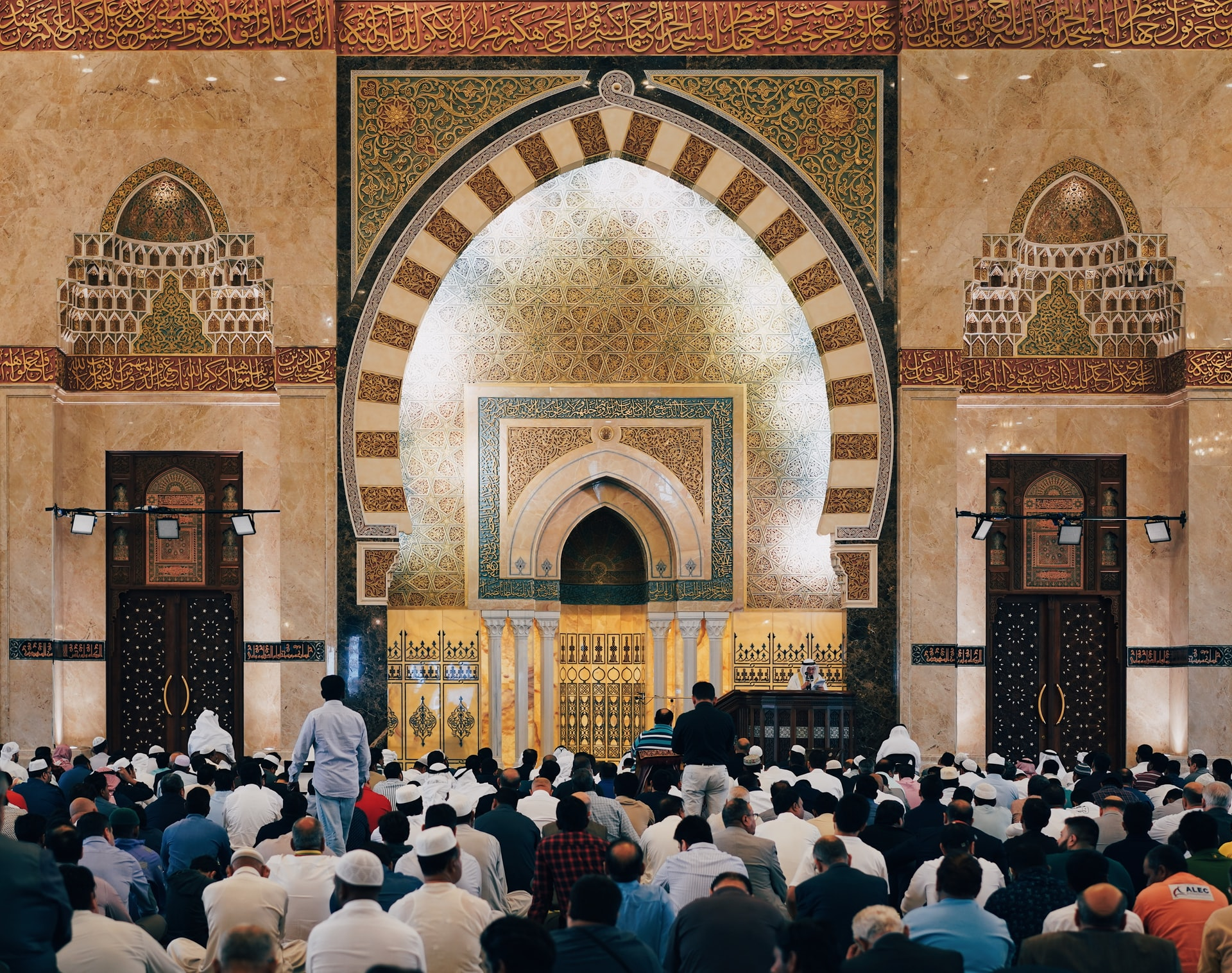 Religion à Dubaï